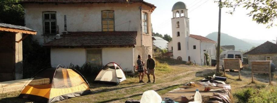 До планина Славянка